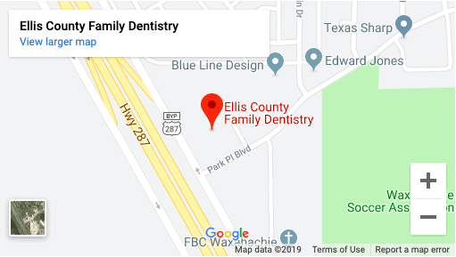 Ellis County Family Dentistry Address